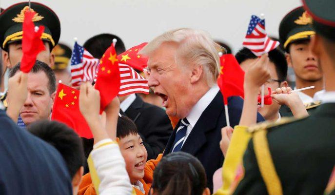 """Çin Medyasından Trump'a """"Ülke Yönetmek Ticaret Yapmaya Benzemez"""""""
