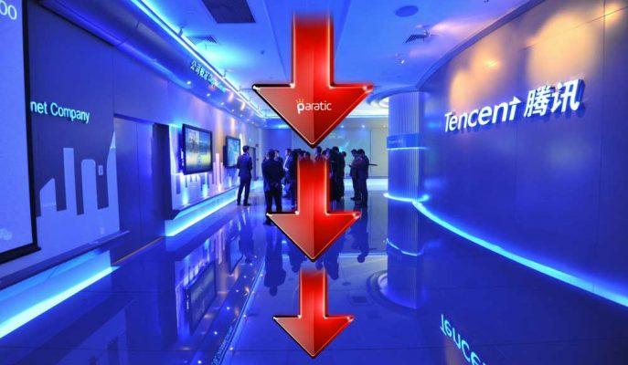 Çinli Teknoloji Devi Ocak Ayından Bu Yana 178 Milyar Dolar Kaybetti!