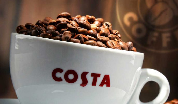 Coca-Cola Kahve Zinciri Costa'yı Satın Aldı!