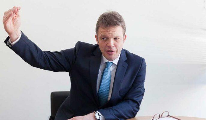 """Deutsche Bank CEO'su: """"Avrupa'nın Güçlü Bankalara İhtiyacı Var"""""""