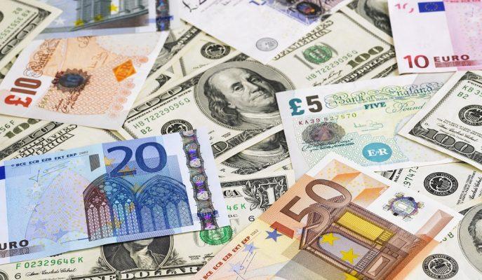Dolar 5,44, Euro 6,31 ve Sterlin 7,00 ile Rekor Tazeledi!