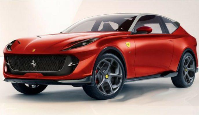 Ferrari'nin Reddettiği SUV Modelin 2019 Yılı Sonunda Ortaya Çıkacağı Söyleniyor!