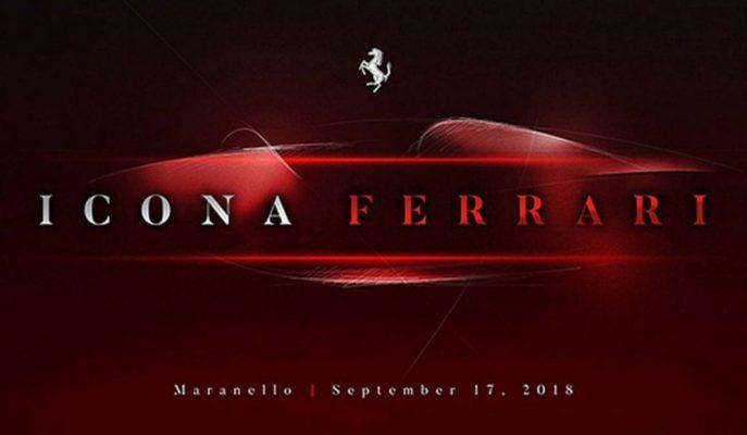"""Ferrari'nin Eylül Ayında Tanıtacağı Yeni Modeli """"812 Monza""""nın İlk Teaser'ı Yayınlandı!"""