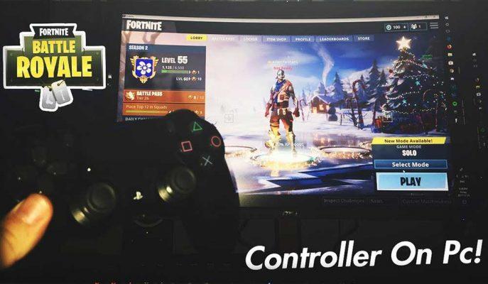 Fortnite PlayStation 4 ve PC Oyuncularını Bir Araya Getiriyor