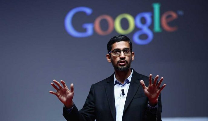 Google CEO'su Çalışanların Çin Arama Motoruyla İlgili Sorularını Yanıtladı!