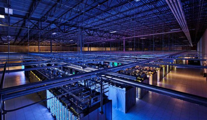 Google Veri Merkezindeki Soğutma Giderini Azaltmak için Yapay Zekaya Başvurdu