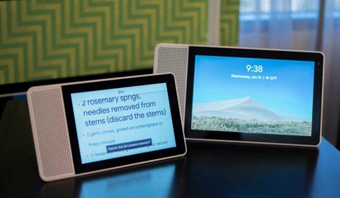 Google Yapay Zeka Destekli Akıllı Ekran ile Ses Getirmeye Hazırlanıyor