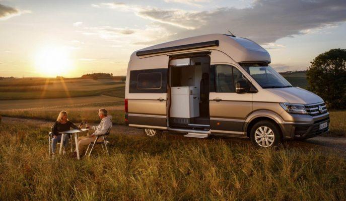Yeni VW Grand California'da Rahat Yaşama Dair Her Şey Var!