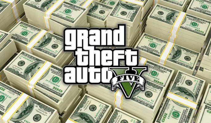 2013'ten Beri Satışta Olan GTA 5 Rockstar Games'i Zengin Etmeye Devam Ediyor