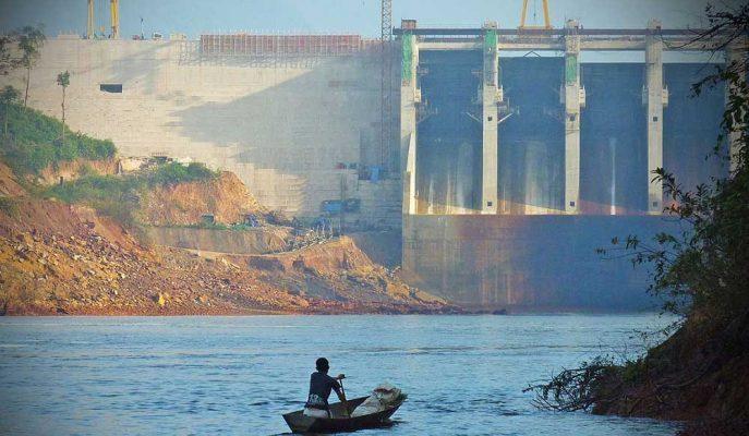Güneydoğu Asya'nın Hidroelektrik Enerjisi Ekonomiye Zarar Verebilir!