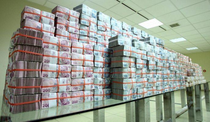 Hazine Bugün Düzenlenen İki İhalede 4,1 Milyar Lira Borçlandı