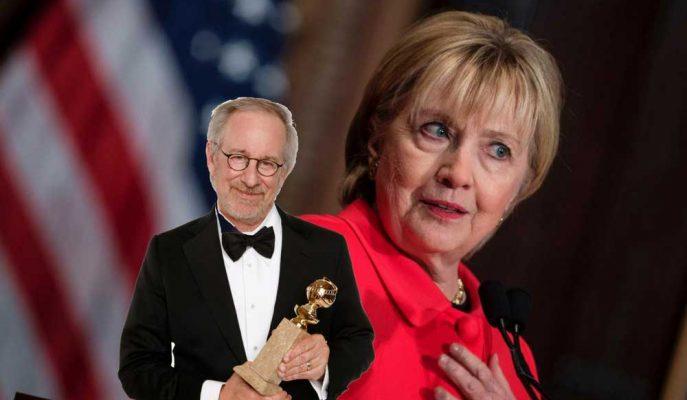 Hillary Clinton ile Steven Spielberg TV Projesinde Birleşti!