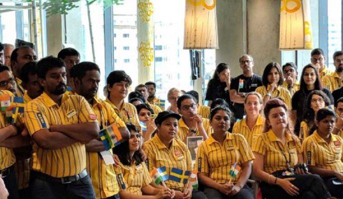 Ikea Hindistan'daki İlk Mağazasını Açtı!