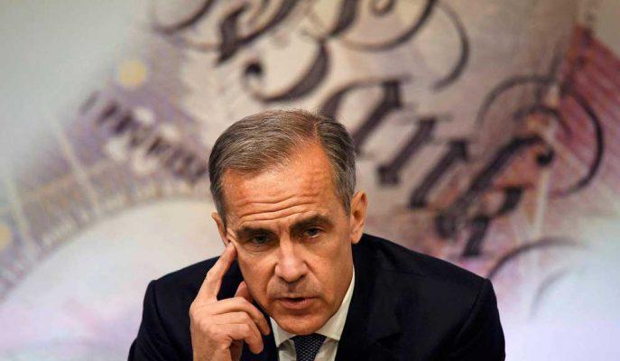 İngiltere Merkez Bankası Başkanına Göre Anlaşmasız Brexit İhtimali Çok Yüksek!
