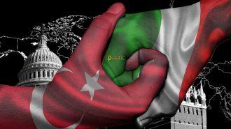 İtalya Empati Yaptı, Türkiye'ye Destek Mesajı Gönderdi