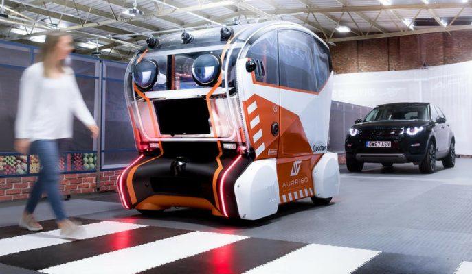 Jaguar-Land Rover Otonom Araçlar için İnsan Davranışlarını Ezberleyecek Kapsülünü Tanıttı!
