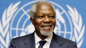 Eski BM Genel Sekreteri Kofi Annan Hayatını Kaybetti!