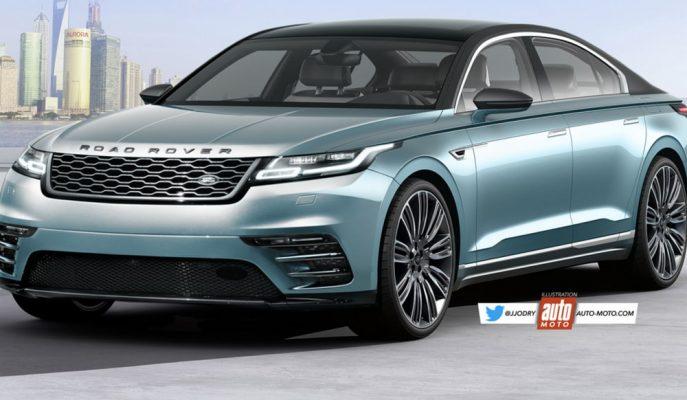 """Land Rover'ın """"Road Rover"""" Projesi Bir Sedan mı?"""
