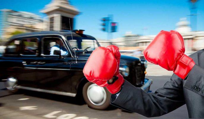 Londralı Taksicilerin Toplu Davası Uber'in Başını Fena Ağrıtacak!