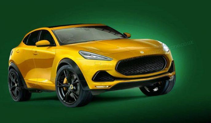 Lotus'un Tamamen Yeni SUV'u Volvo XC90 ile Aynı Platformda Üretilecek!