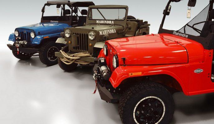 Fiat-Chrysler Hintli Mahindra'ya Jeep Tasarımı Yüzünden Dava Açıyor!
