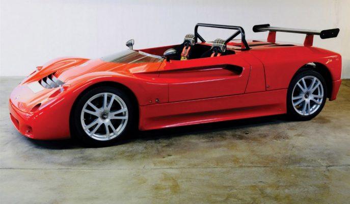 """Sadece 17 Adet Üretilen """"Maserati Barchetta""""lardan Biri Satılıyor!"""
