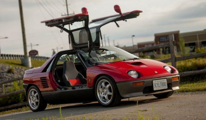 En Küçük Spor Arabalardan Olan Autozam AZ-1'i Yeniden Hatırlayalım!