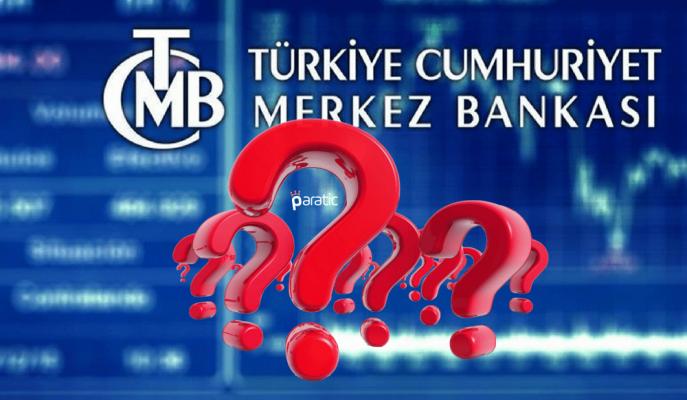 """Merkez Bankası """"Para Basıyor"""" İddialarına Açıklık Getirdi"""