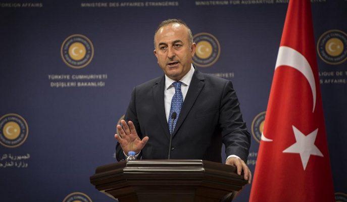 ABD'nin Tehdidine Dışişleri Bakanı Çavuşoğlu'ndan Yanıt Gecikmedi!