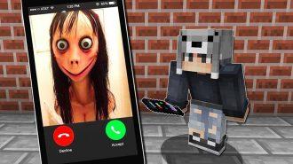 İntihara Sebep Olan Momo WhatsApp'tan Sonra Minecraft'ta Ortaya Çıktı