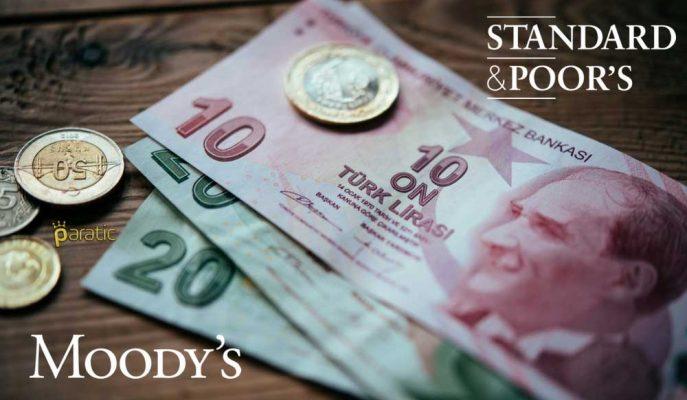 Moody's ve Standard&Poor's Türkiye'nin Notunu Düşürdü