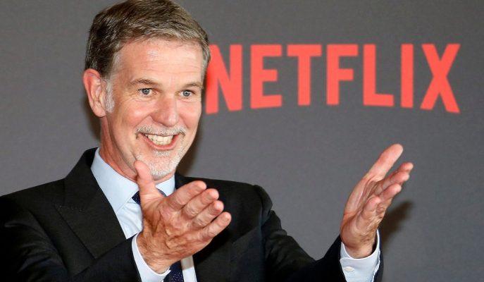 Netflix CFO'su David Wells 14 Yılın Ardından Görevi Bırakıyor!
