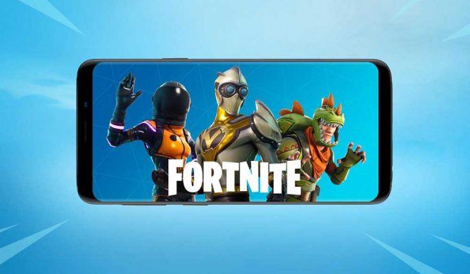 Play Store'da Yer Almayan Fortnite'ın Google'a Zararı Büyük Oldu!