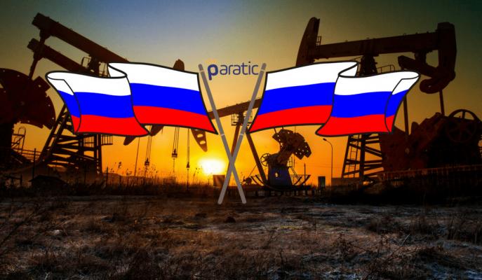 Rusya Mayıs Ayında da Dünyanın En Fazla Petrol Üreten Ülkesi Oldu
