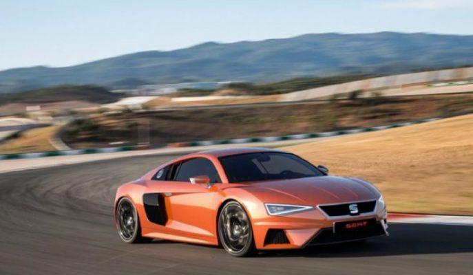 Audi'nin Egzotik Sporcusu R8 Seat Bakışlarıyla Yeniden Tasarlandı!