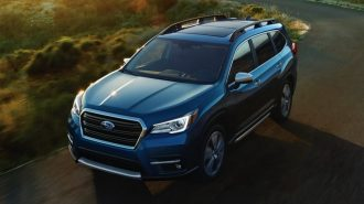 Hatadan Dolayı Servislere Geri Çağrılan Subaru Ascent Sahiplerine Yeni Araçlar Veriliyor!