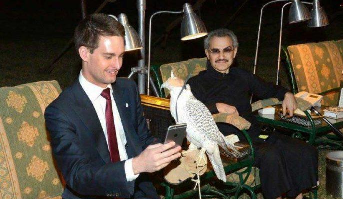 Suudi Prens Bilançosunu Açıklayan Snapchat'e 250 Milyon Dolar Yatırım Yaptı!
