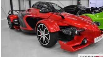 """Lamborghini'den Daha Fazla İlgi Çekecek Bir İspanyol: """"2011 Tramontana R"""""""