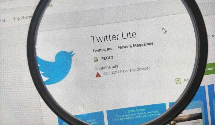 Kota ve Alan Dostu Olan Twitter Lite Tükiye'de Kullanıma Sunuldu