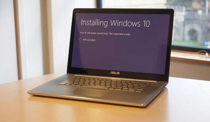 Windows 10'un Kullanım Oranındaki Yükseliş Microsoft'un Yüzünü Güldürüyor