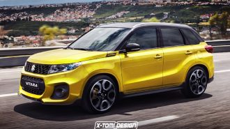 X-Tomi'den Çok Havalı Suzuki Vitara Sport ve Pick-up Yorumu!