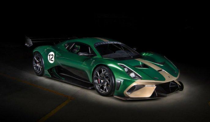 26 Yıllık Aradan Sonra Brabham 1.3 Milyon Dolarlık İlk Modeli BT62 ile Sahne Alıyor!