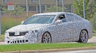 Cadillac Mercedes A ve Audi A3 Sedan'a Karşı Model Çıkartıyor!
