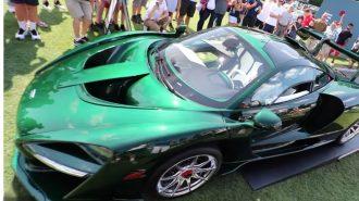 Fux Green McLaren Senna'nın Karbon Paket Fiyatına İstediğiniz Spor Arabayı Alabilirsiniz!