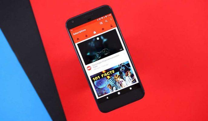 YouTube'un Android Uygulamasına Kullanımı Kolaylaştıracak Video Kaydırma Özelliği Geliyor!