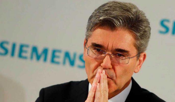 Zengini Daha Zengin Yapacak Reformu Destekleyen Siemens CEO'sundan Ticaret Savaşı Yorumu!