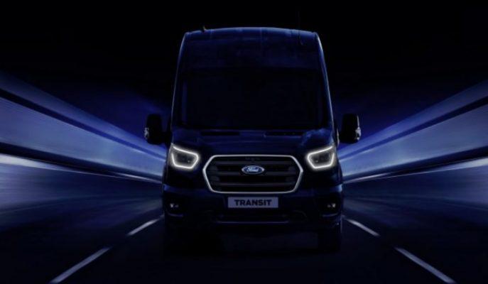 Ford'un Ticarideki Gururu Transit Yeni Elektrik Motoru ve Bağlantı Özellikleriyle Geliyor!
