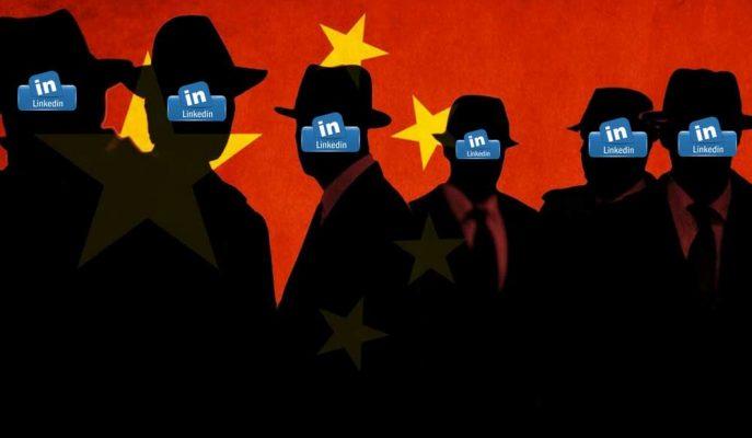 ABD Çin'i LinkedIn Üzerinden Casusluk Yapmakla Suçladı!