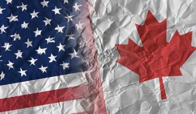 ABD Kanada Olmadan Bir Ticaret Anlaşması Yapmaya Çok Yakın!