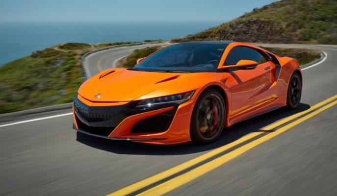 Acura, Üretilen 1000 NSX Örneğini Tehlike Saçtığı için Geri Çağırıyor!